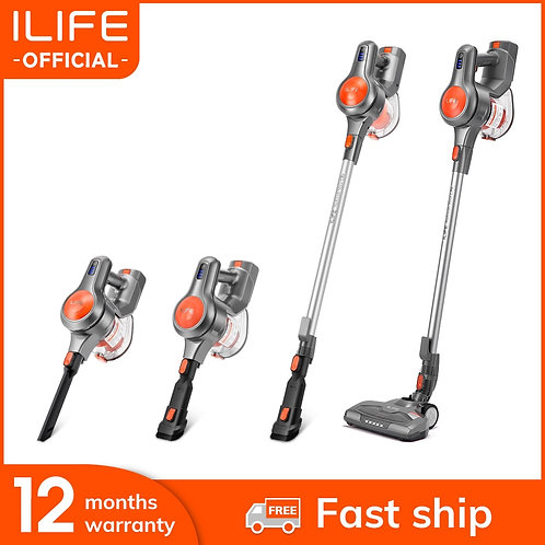 New Arrival ILIFE H70 Handheld Vacuum Cleaner 21000Pa Strong Suction Power