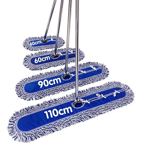 Flat Mop Large Dust Push Hotel Home Tow Office Long Flat Tow Factory