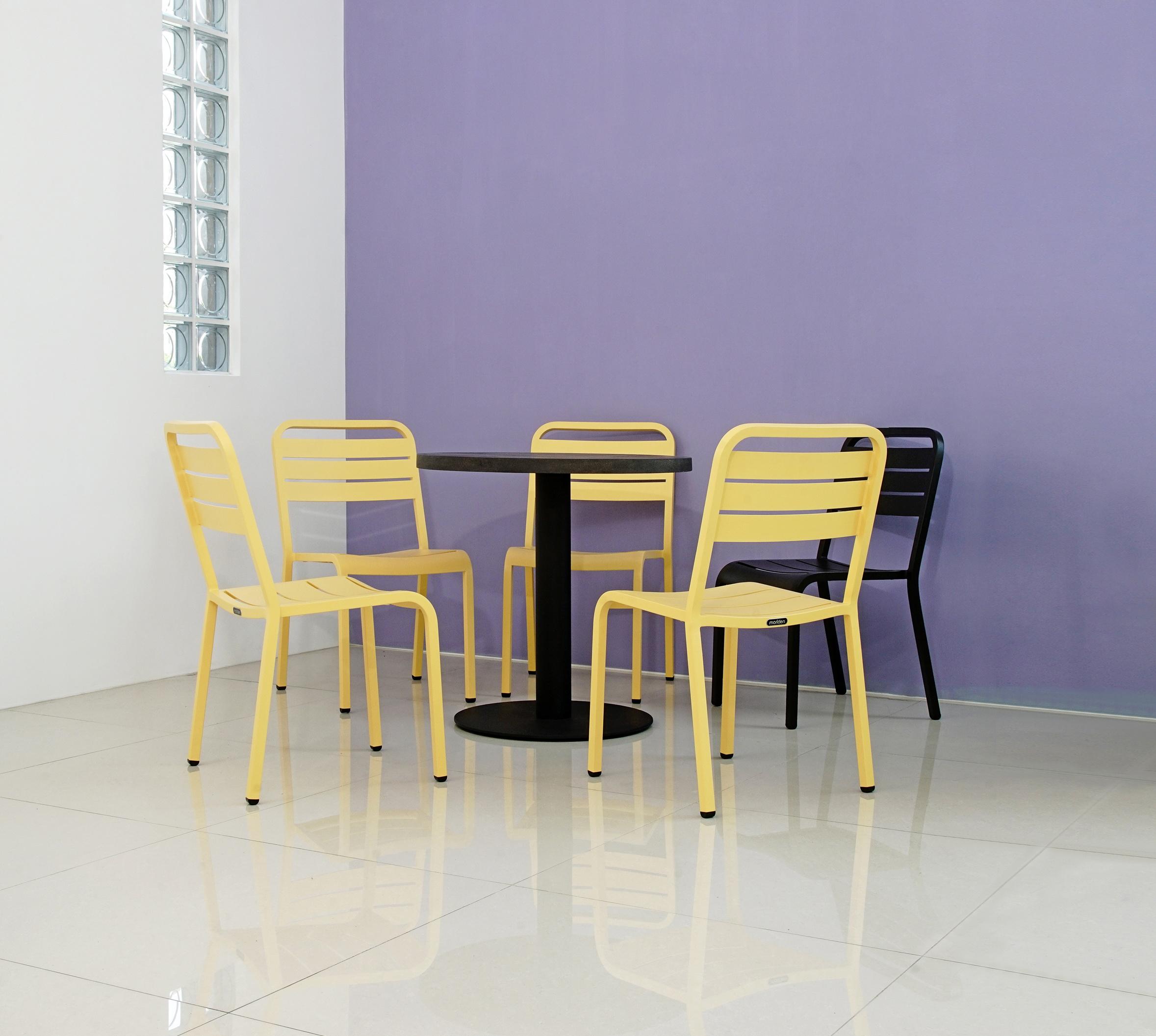 歐登圓桌椅-1