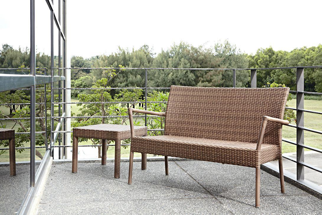 熱帶系列雙人椅
