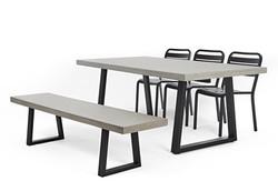 Lavastone系列長凳 / 長椅