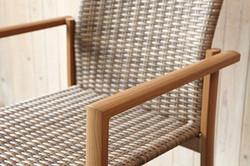 密斯特系列 / 木紋轉印扶手椅