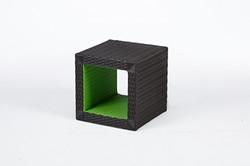 方塊系列/綠色