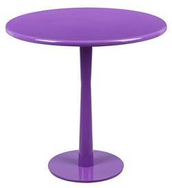 馬卡龍系列邊桌/紫色