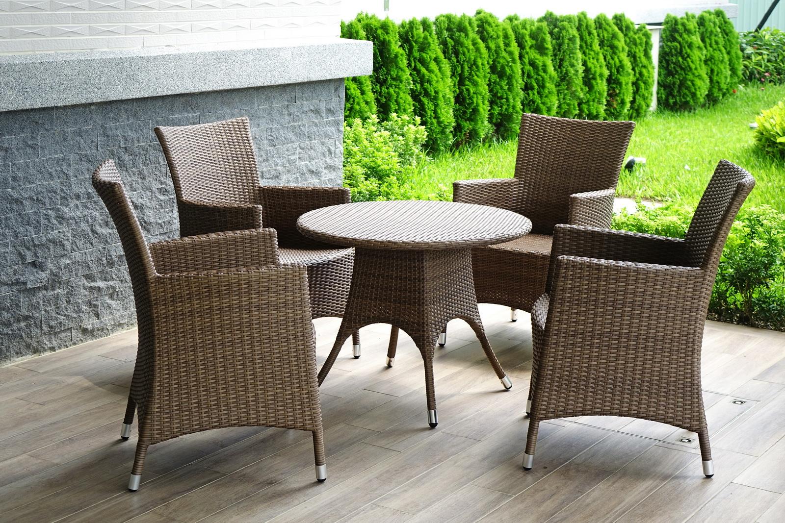 新朵莉系列桌椅組