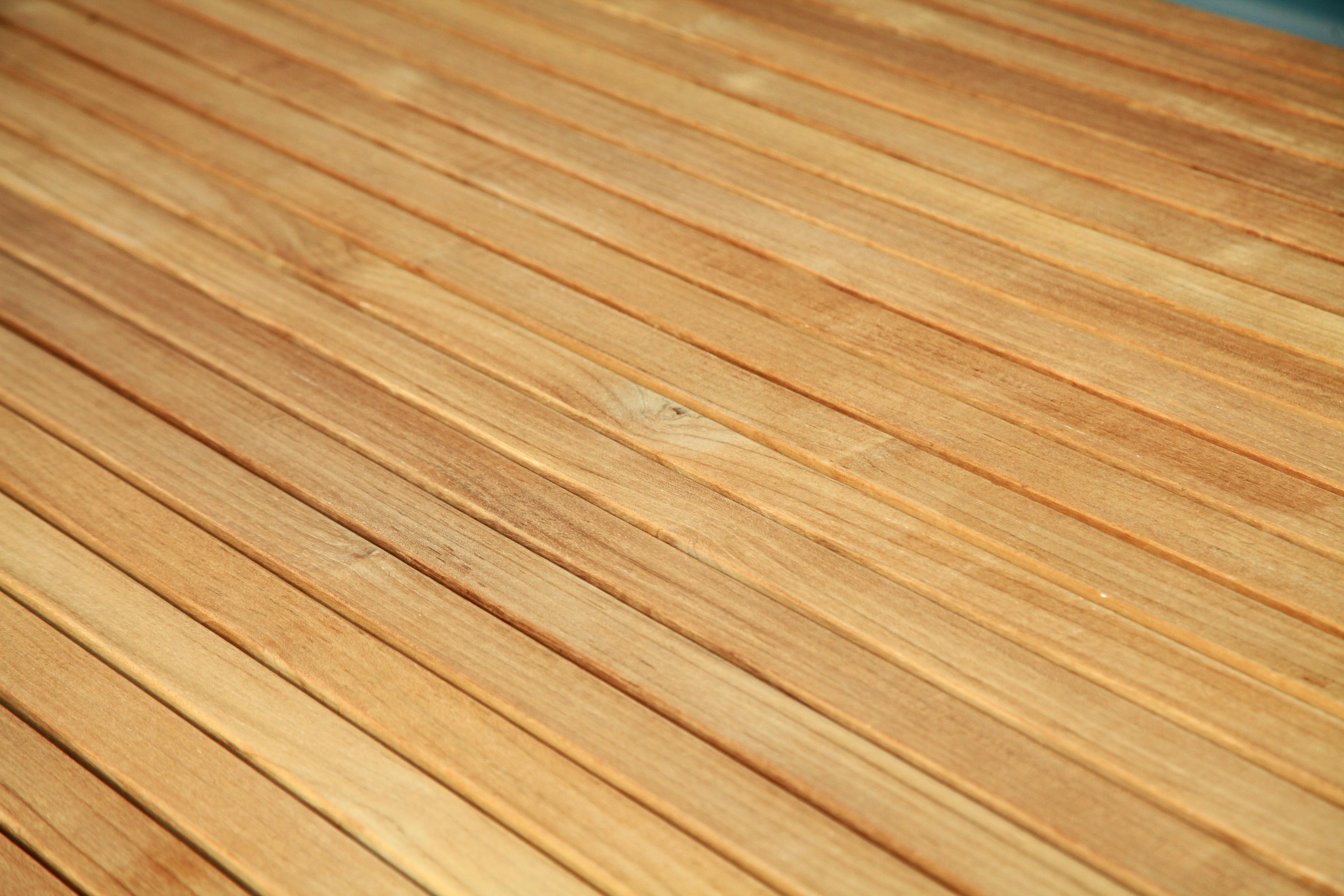 森林系列 柚木桌板