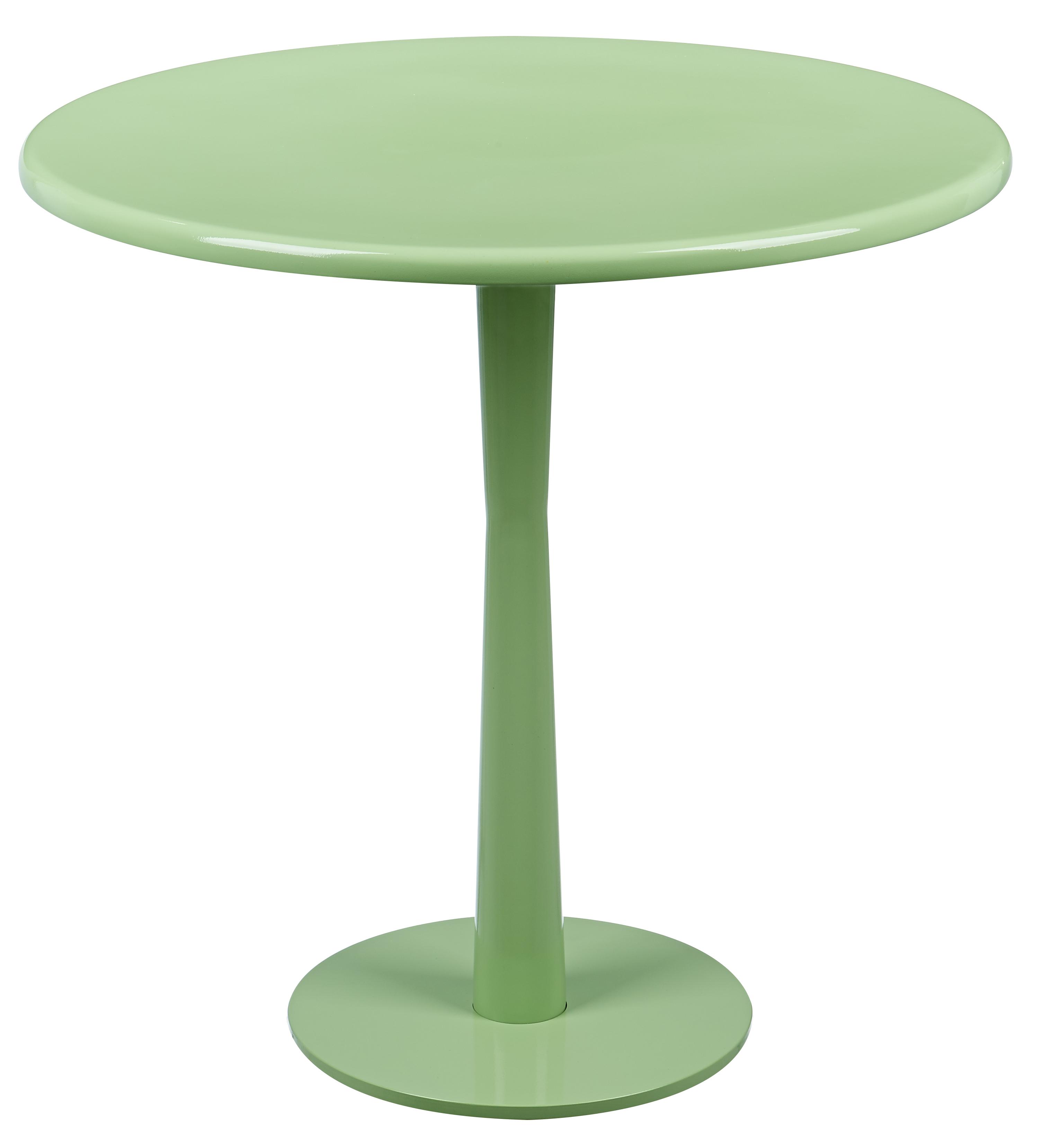 馬卡龍系列邊桌/綠色