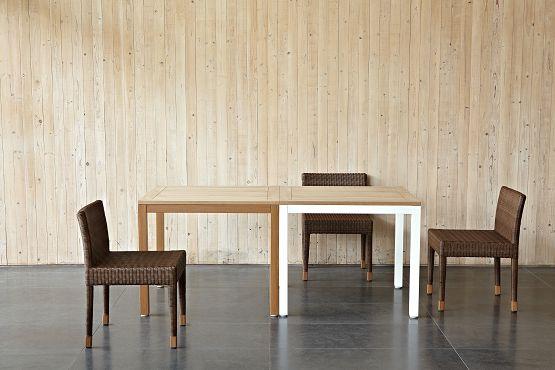 卡薩布蘭加系列單椅+密斯特系列方桌