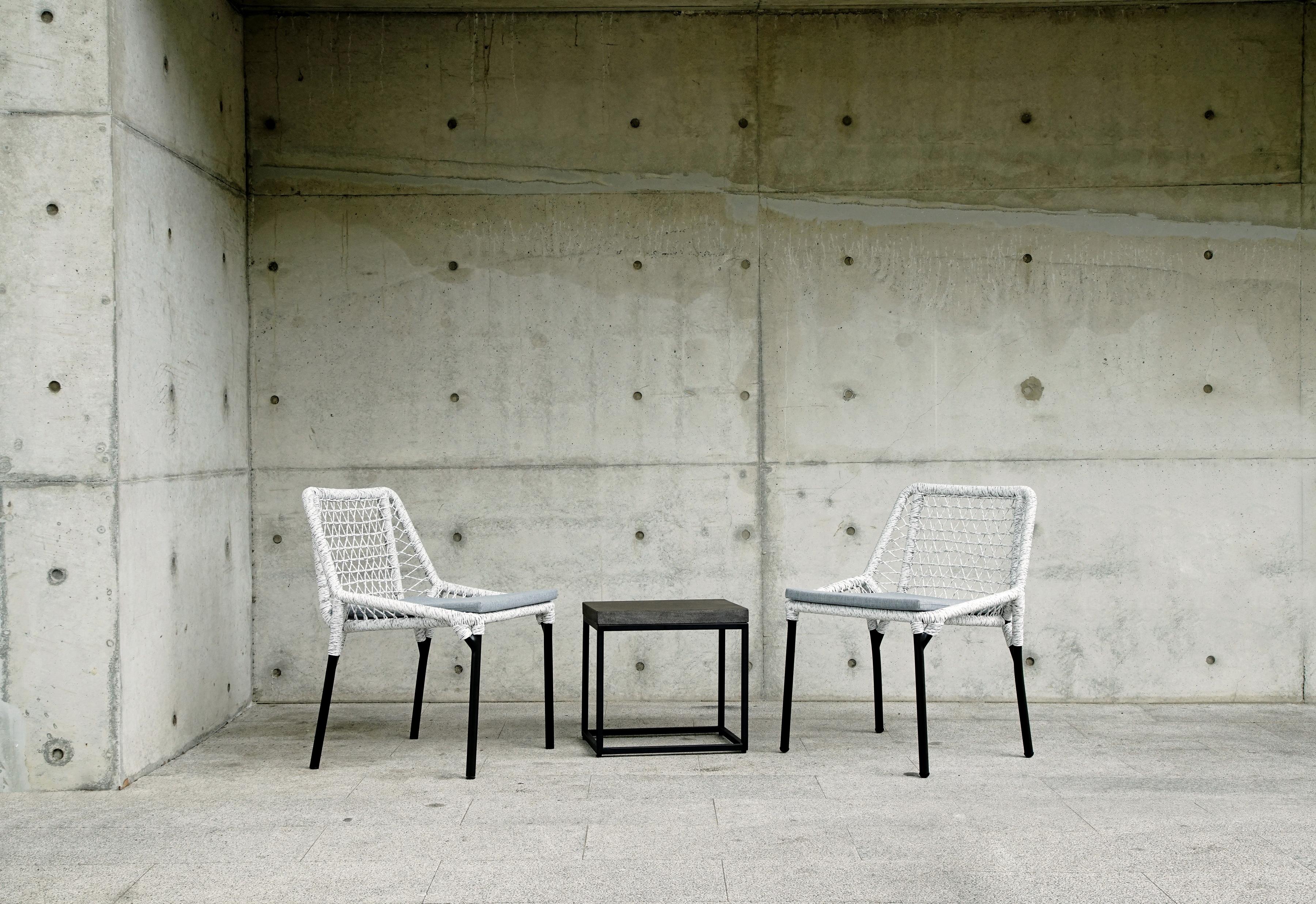 克拉克兩椅一几