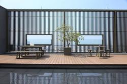 Lavastone系列 梯形長桌/長凳