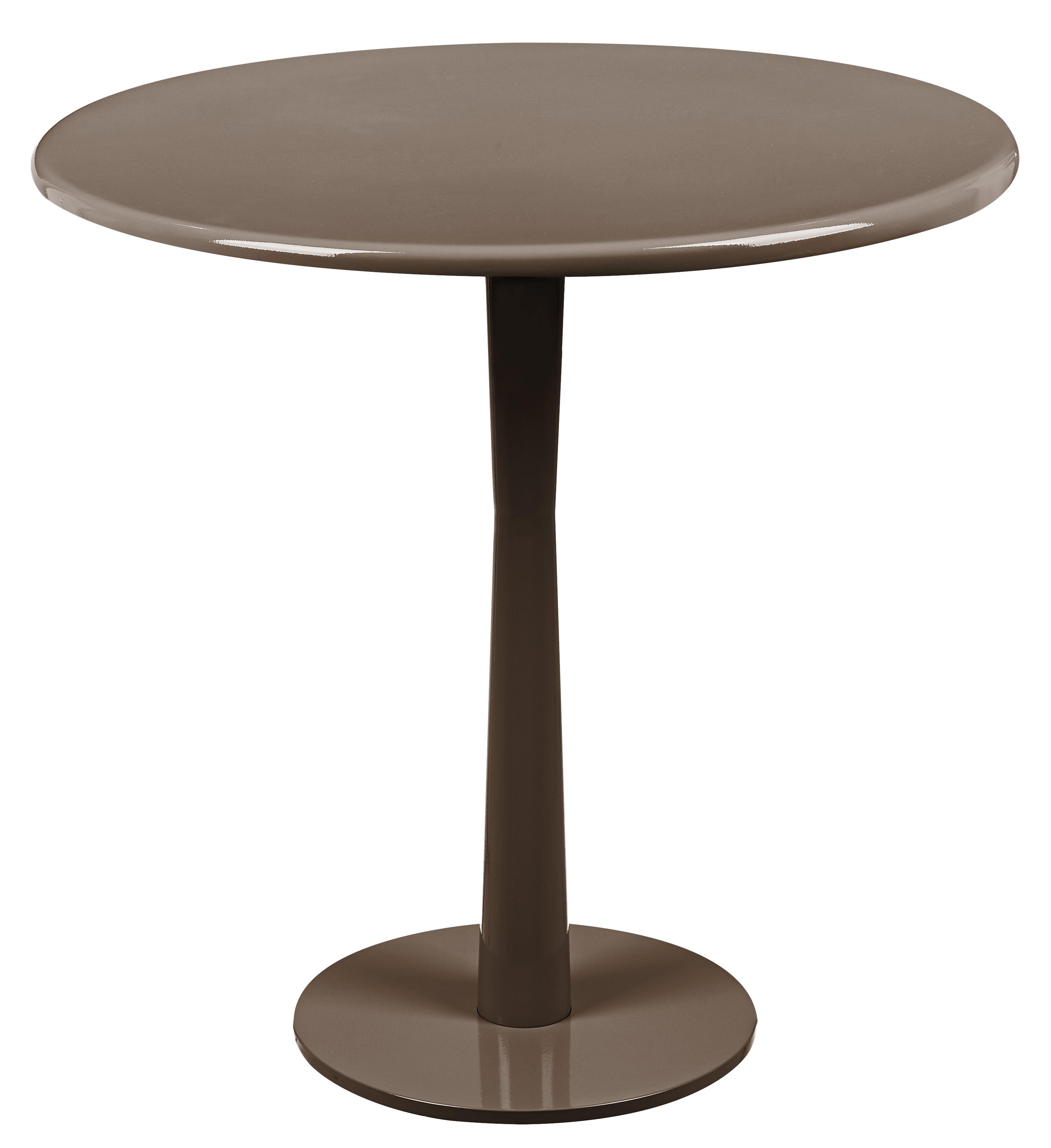 馬卡龍系列邊桌/黑色