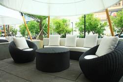 紐柏莉系列躺椅/沙發組合