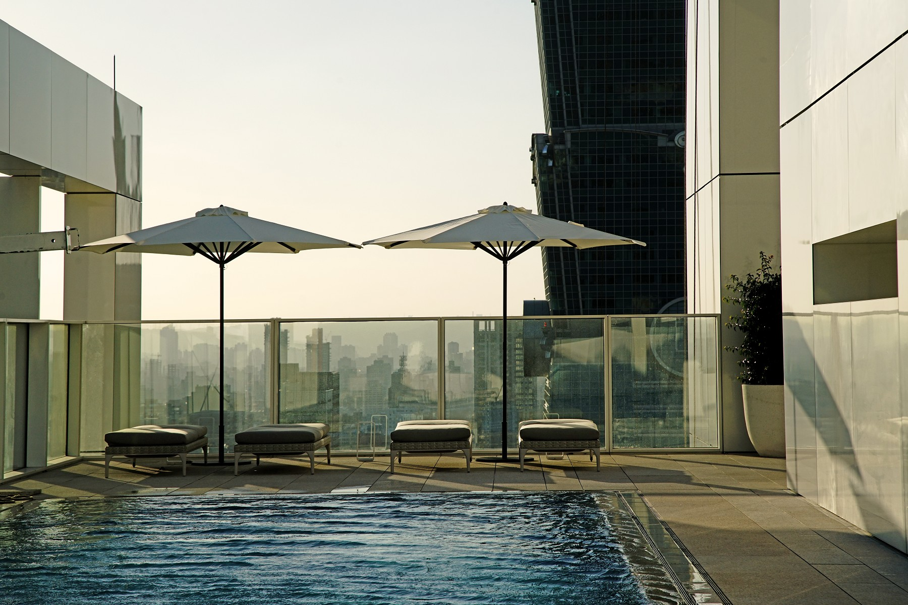 十呎圓形太陽傘