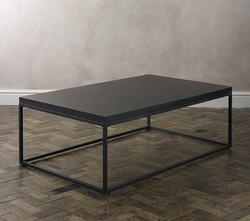 熔岩石長型沙發桌