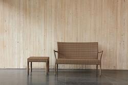 熱帶系列雙人休閒椅+四腳桌