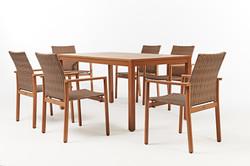 密斯特系列6人座長桌