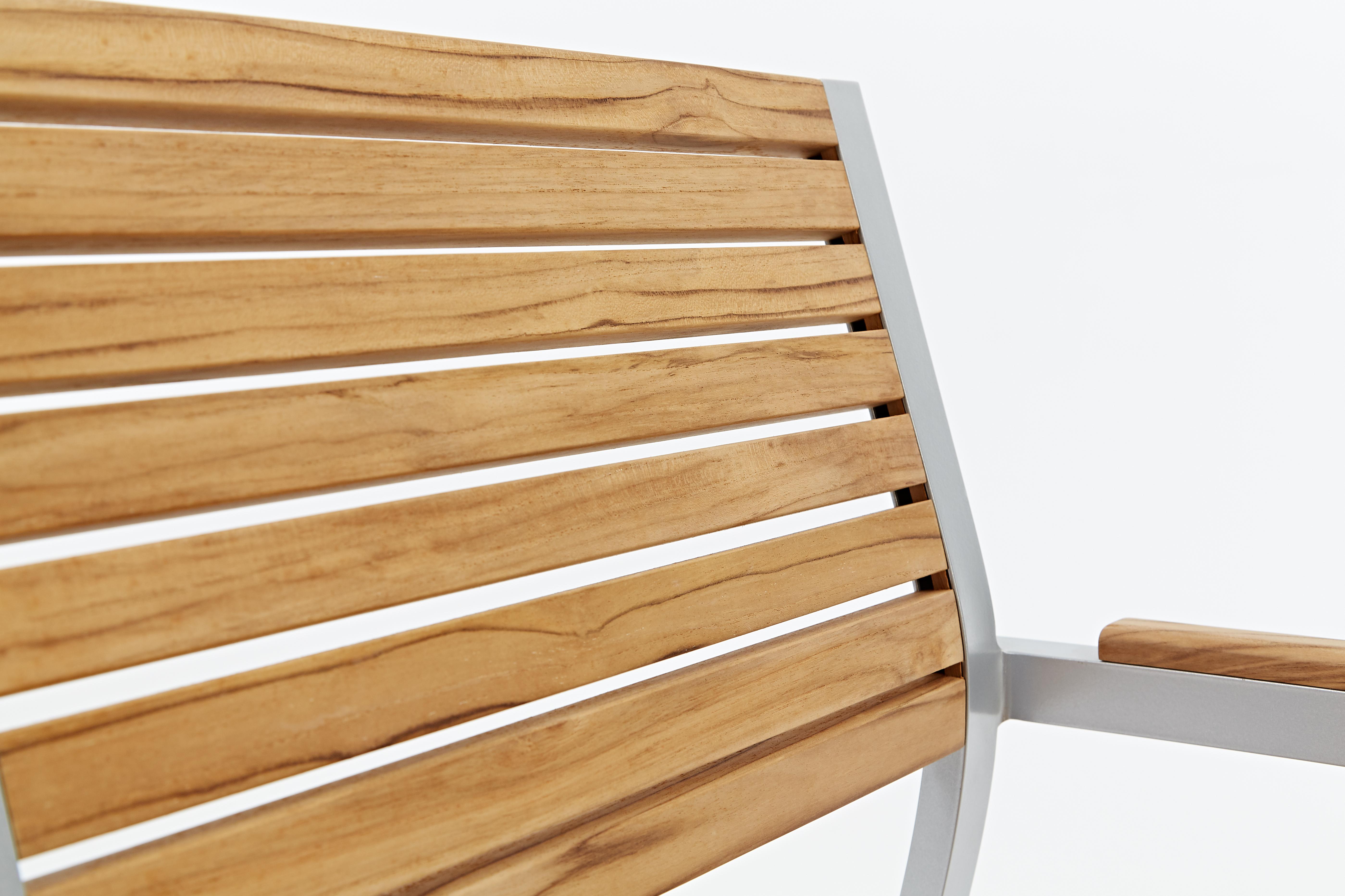 森林系列 柚木椅背