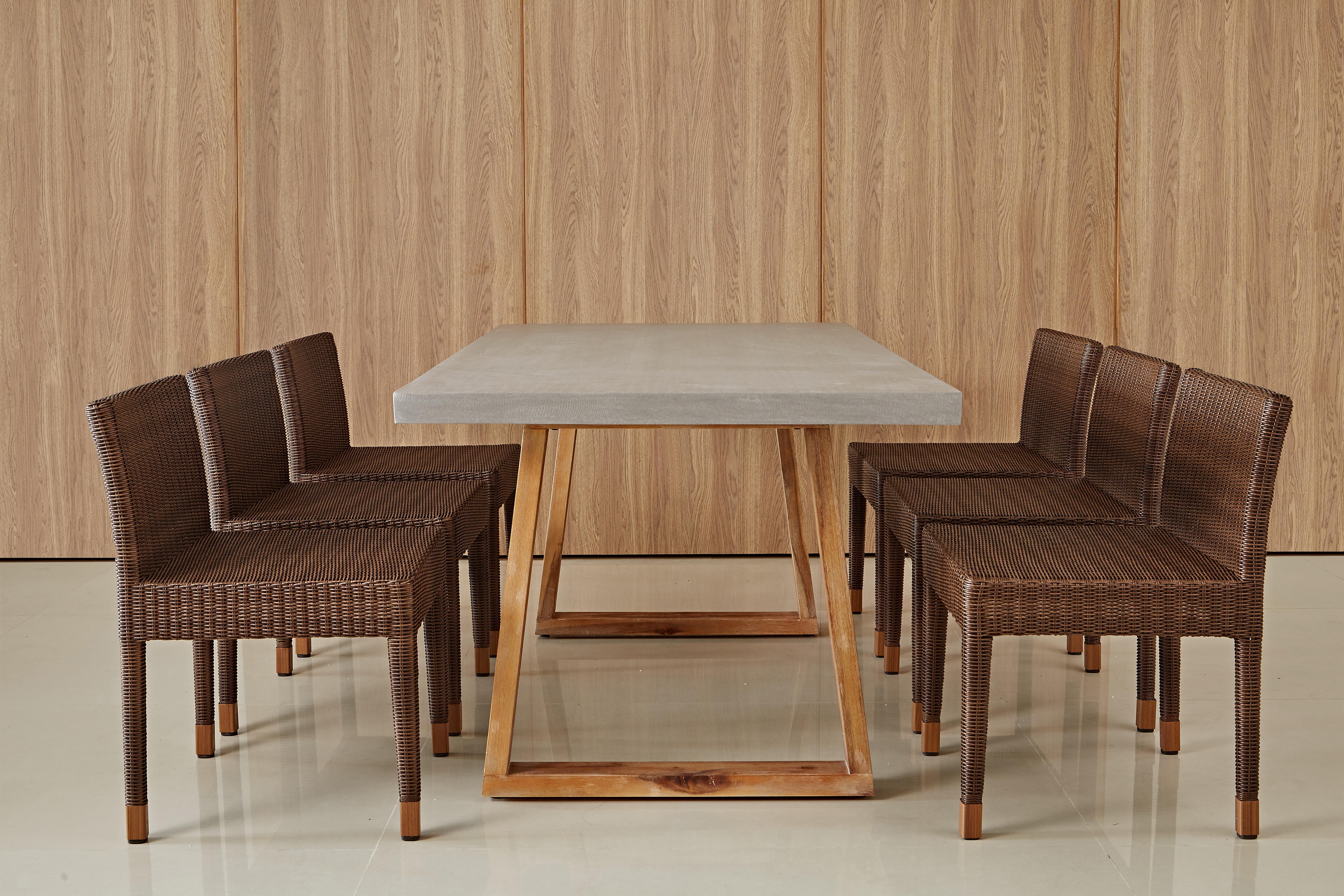 卡薩布蘭加系列+梯形石桌
