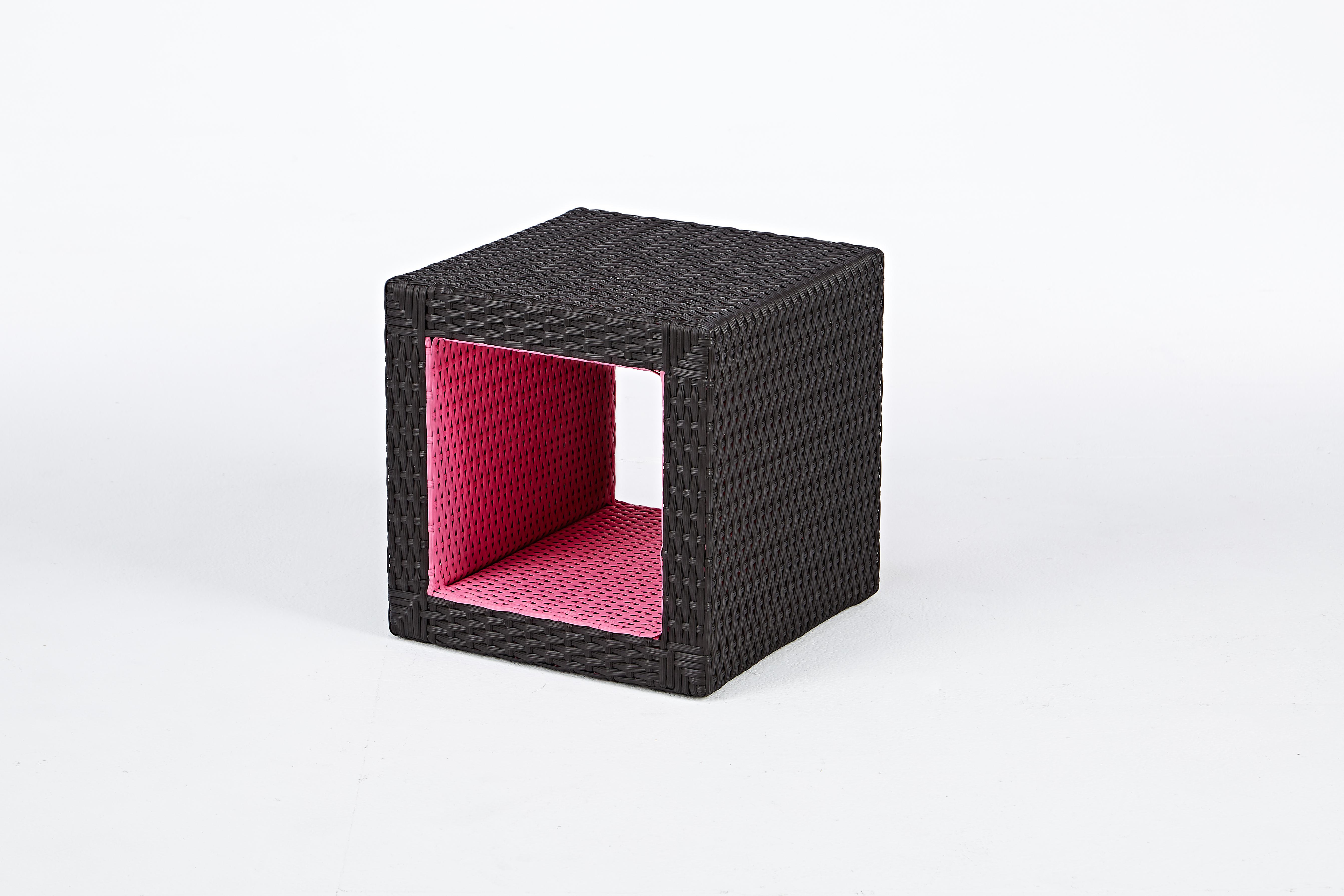 方塊系列/粉色