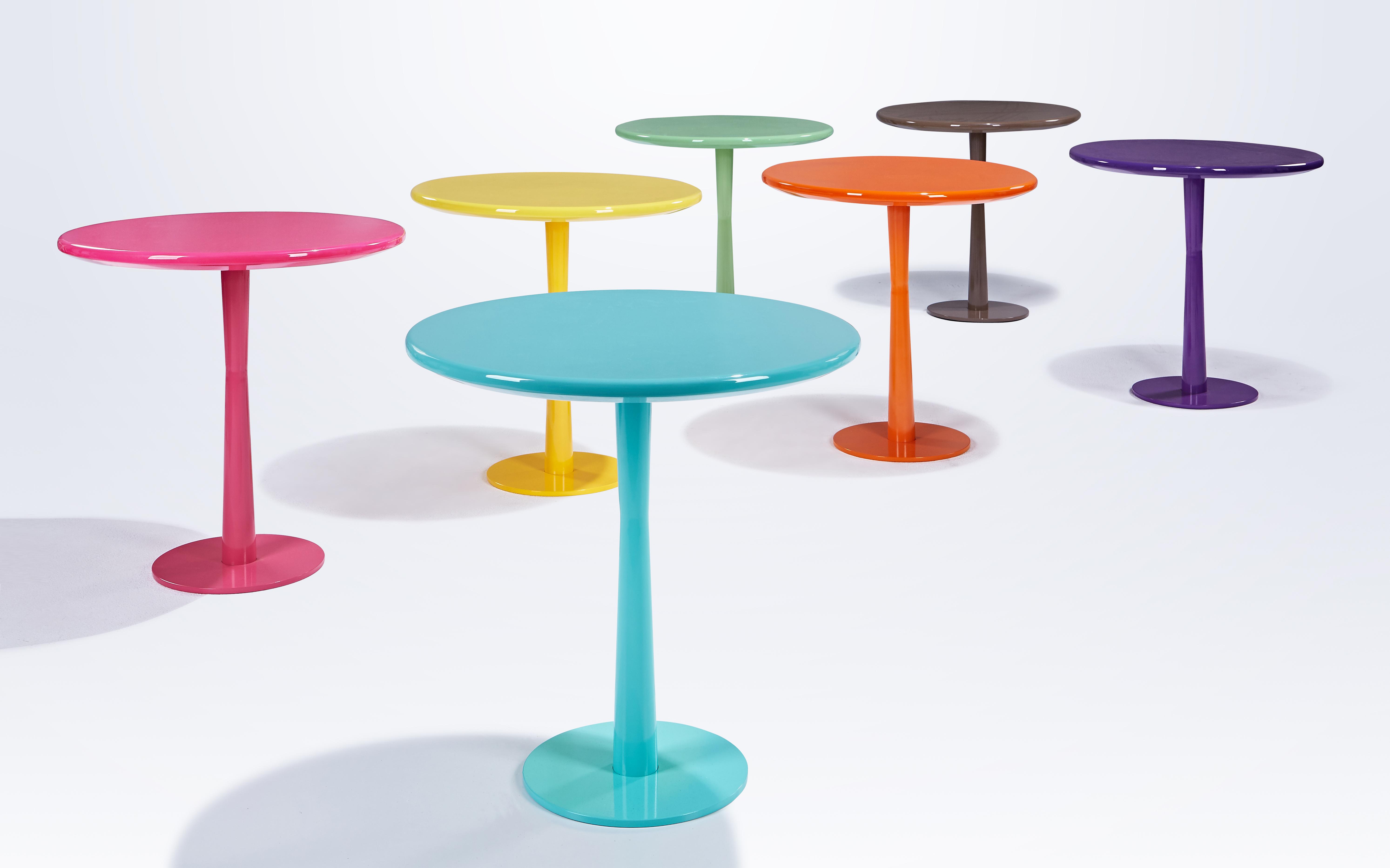 馬卡龍系列邊桌