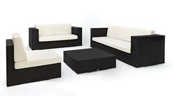 新島嶼系列組合式沙發組合