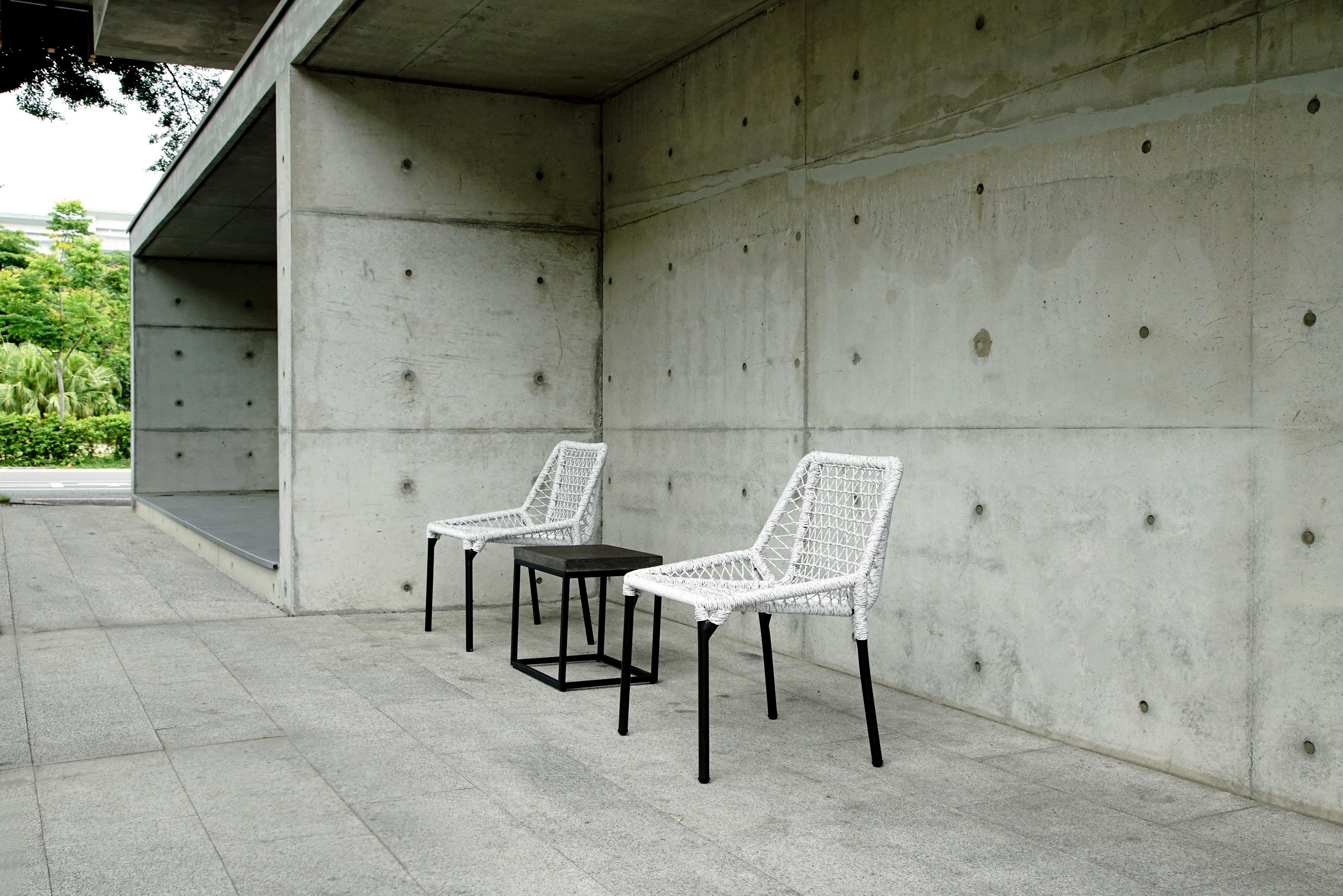 克拉克編籐椅