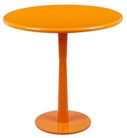 馬卡龍系列邊桌/橙色