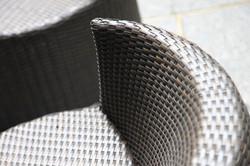 西西里系列休閒椅 石板色