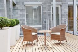 新維多莉亞單人椅 / 馬卡龍系列邊桌