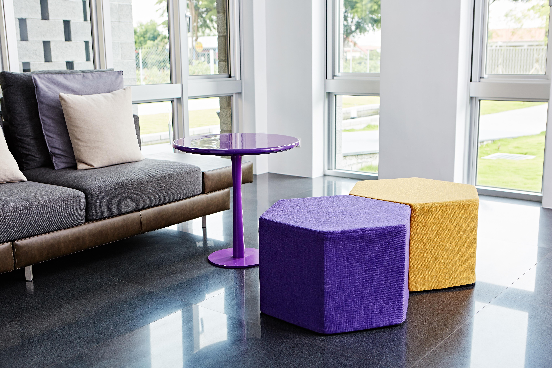 幾何沙發系列+馬卡龍系列邊桌