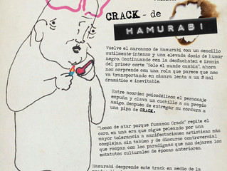 CRACK - HAMURABI ( Nuevo Single )