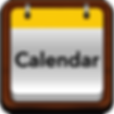 Image of Yellow Calendar