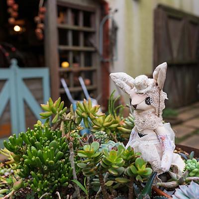 ボタンウサギ(縫々王国ナカノカナ)さん