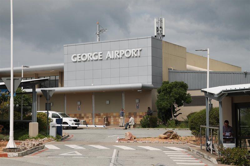 GEORGE AIRPORT to KNYSNA