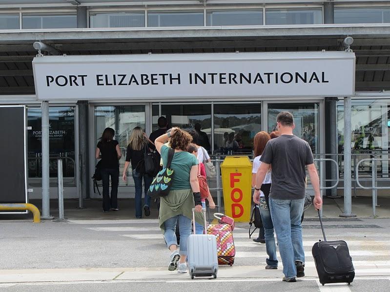 GQEBERHA (PE) AIRPORT to KNYSNA