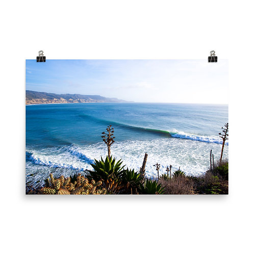 Swell of the Year 2019 - Photo paper poster