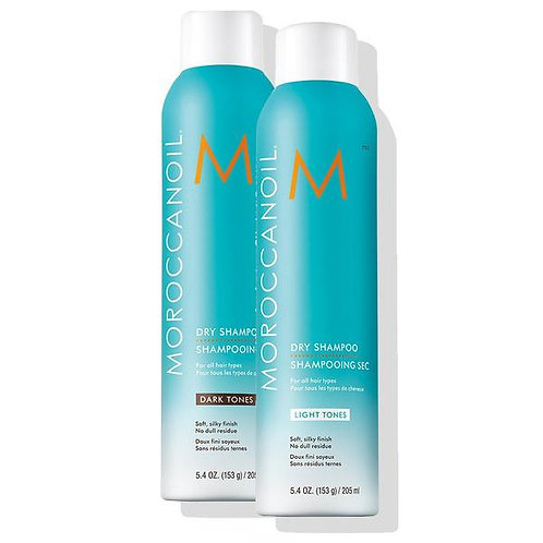 Moroccan Oil Dry Shampoo Light