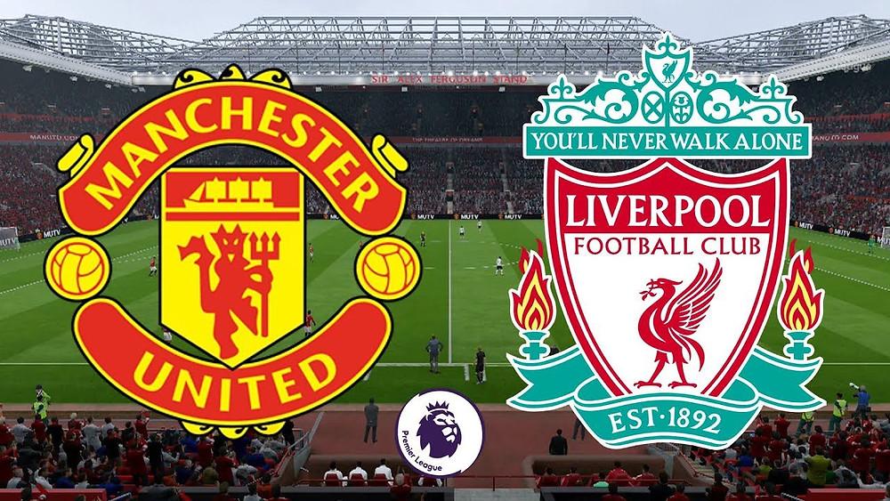 Man Utd v Liverpool at Mulli's Sports Bar Bangkok