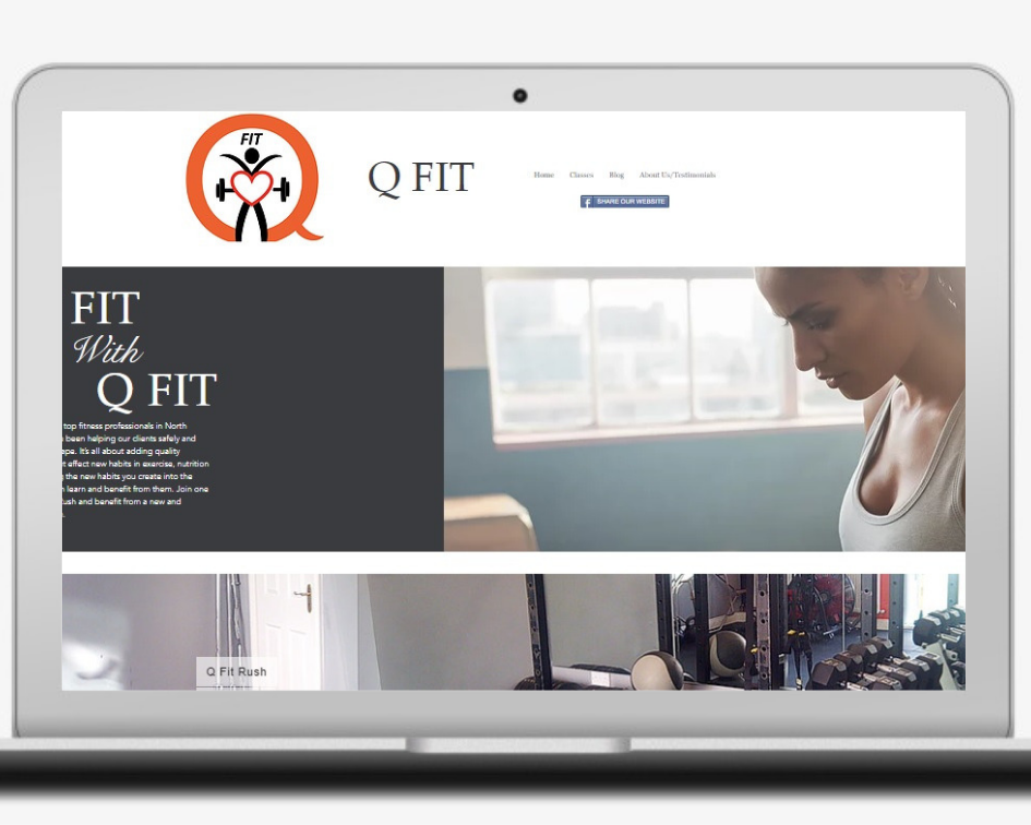 Q Fit Personal Trainers
