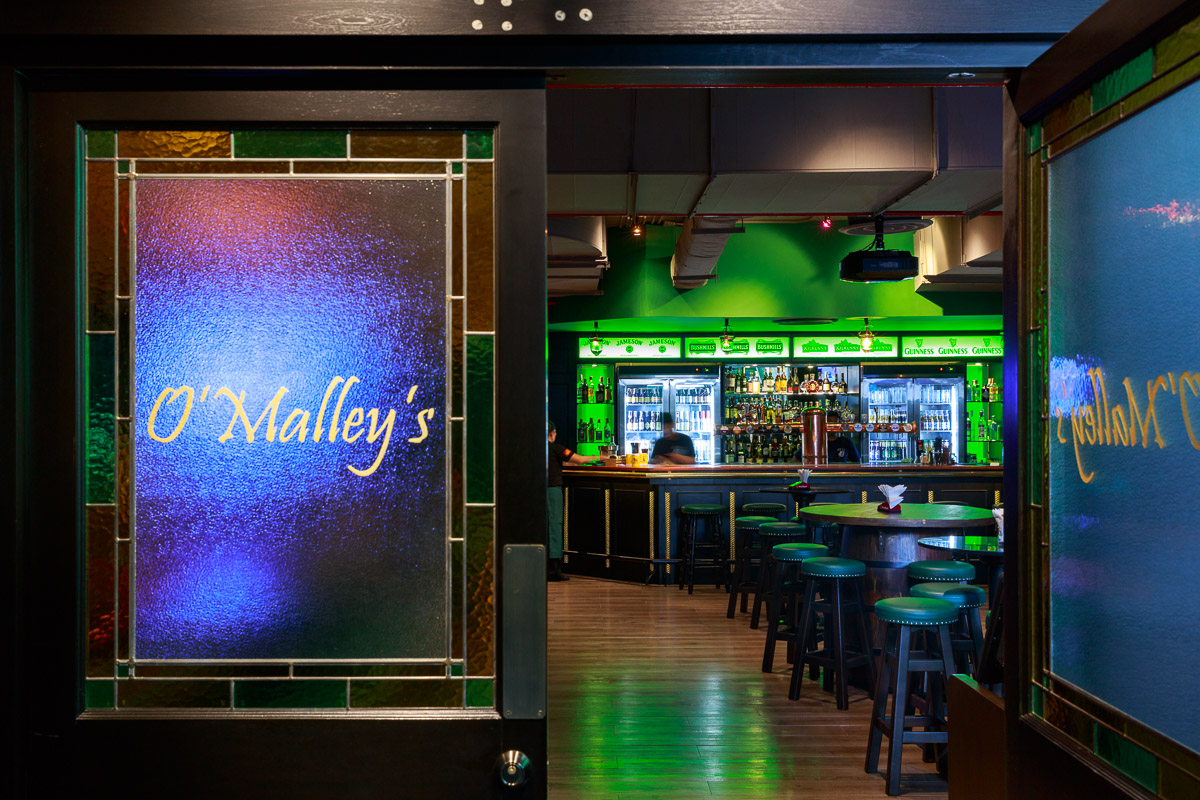 O'Malley's Bangkok - Entrance Way
