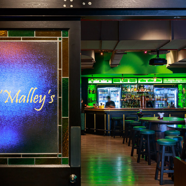O'Malley's Bangkok - Entrance