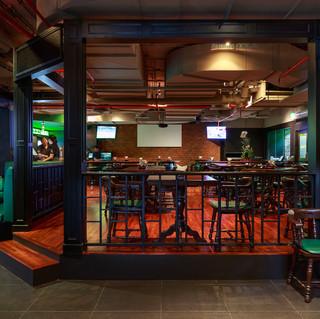 O'Malley's Bangkok - VIP Area