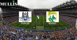 Dublin v Kerry in the All Ireland Football Final replay Live at Mulli's Sports Bar Bangkok