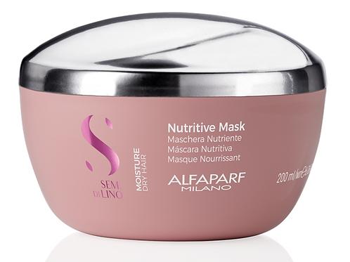Alfaparf Semi Di Lino Nutritive Mask Conditioner
