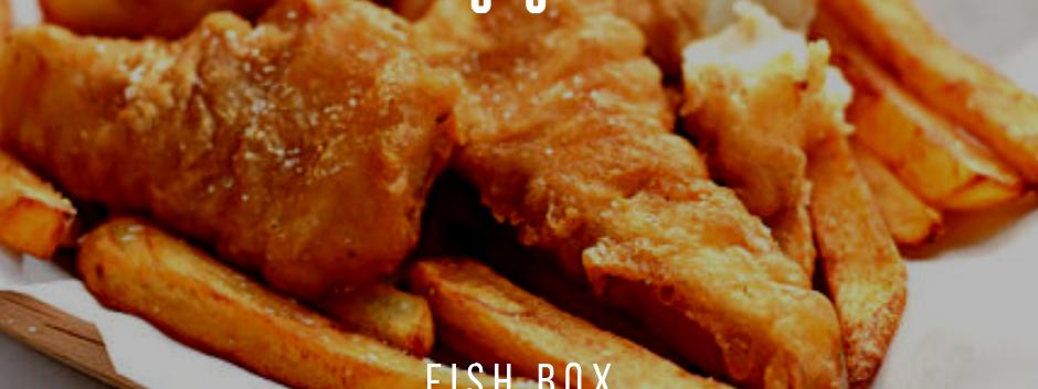 Silvio's Saturday Fish Box