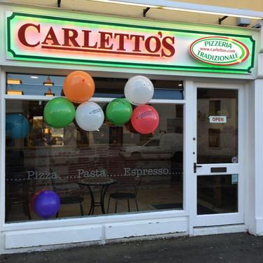 Carletto's Pizzeria