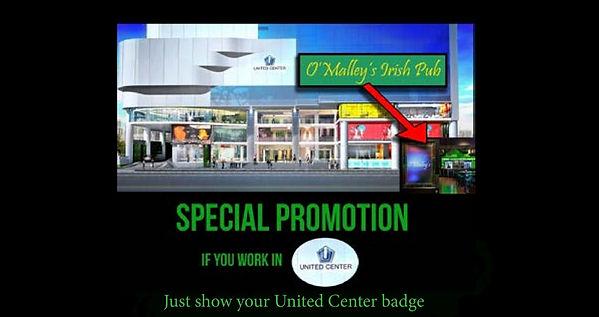 O'Malley's Bangkok Promotion