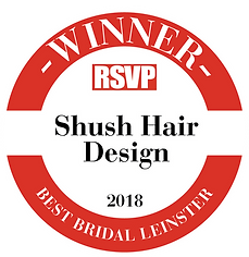 Shush Hair Design Best Bridal Awards