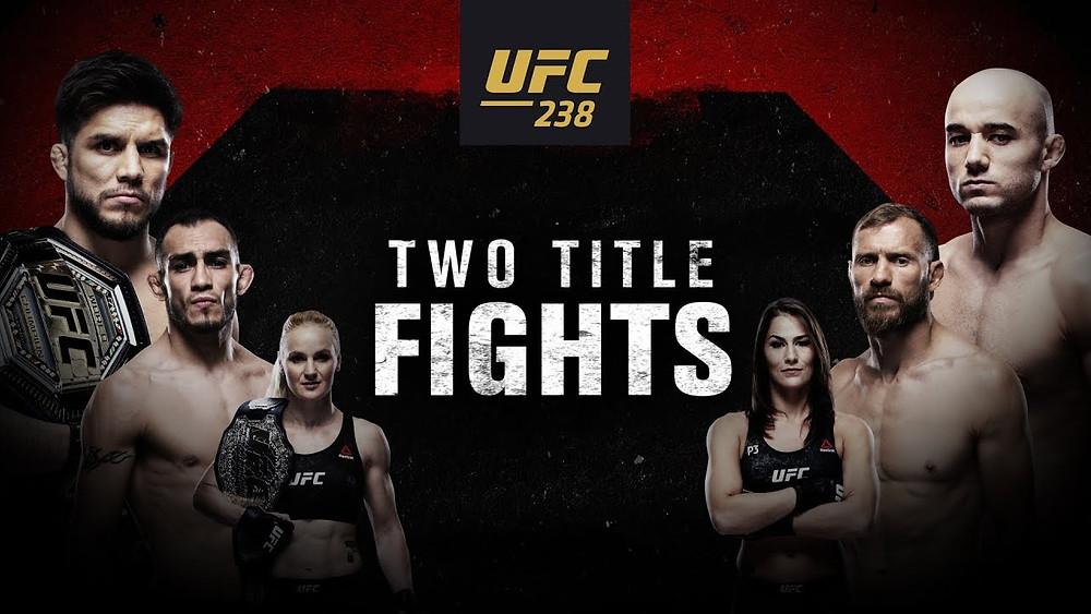 UFC 238 at Mulli's Sports Bar Bangkok