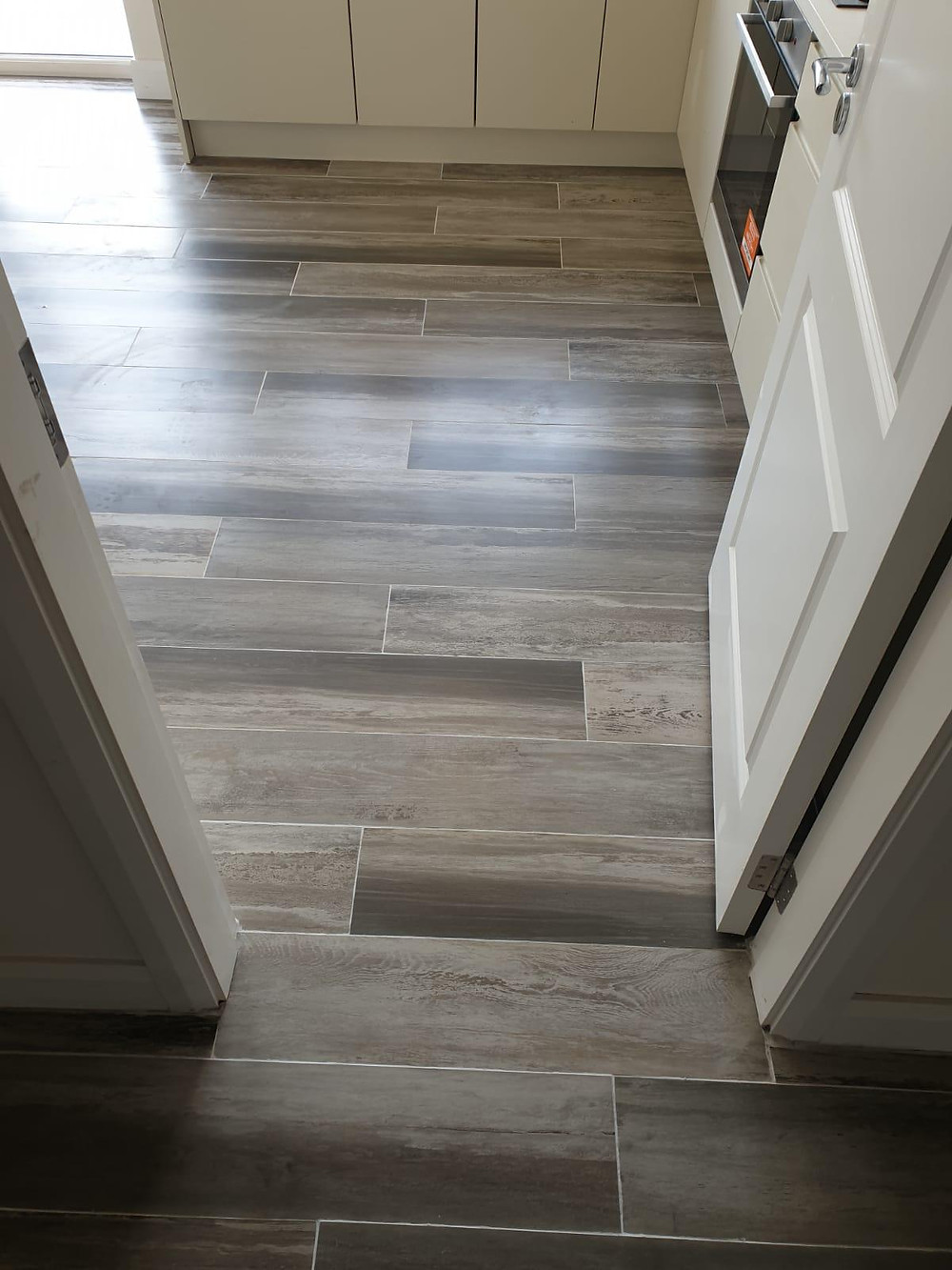 Houston Castano Wooden Effect Tiles